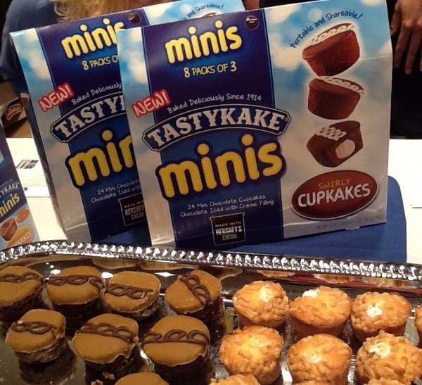 TastyKake Mini Cupcakes