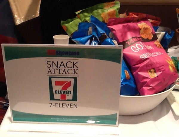 7-Eleven Signage and Chips