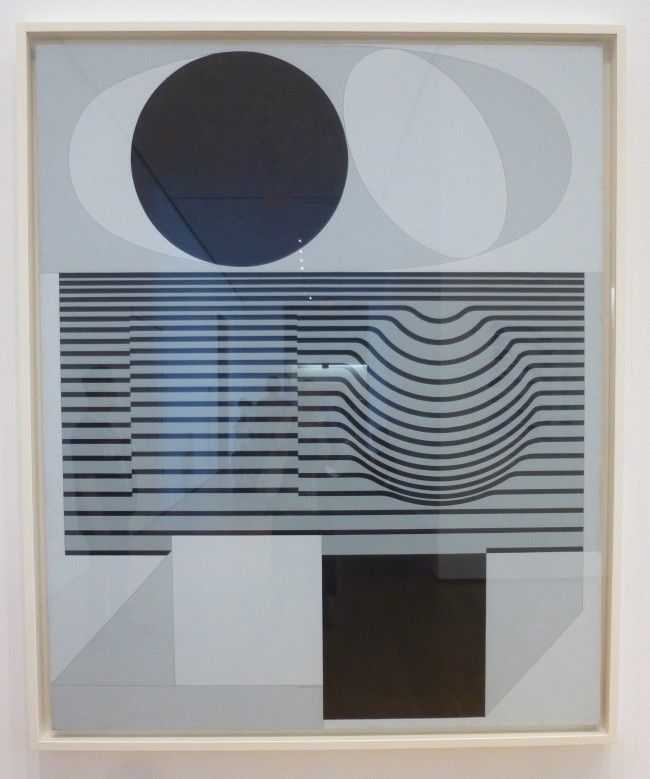 Victor Vasarely, Ondho