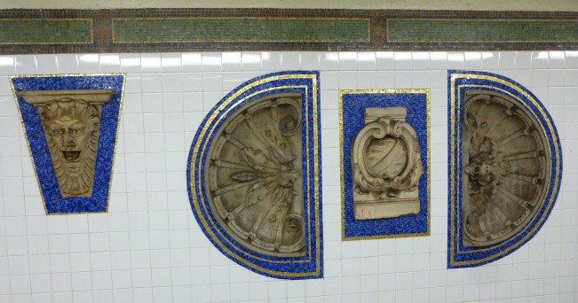 Brooklyn Museum Subway Stop