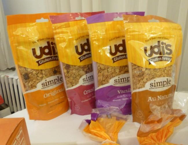 Udis Gluten Free Granola