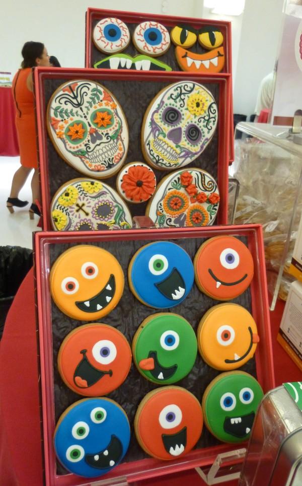 Elenis Cookies Sugar Skulls