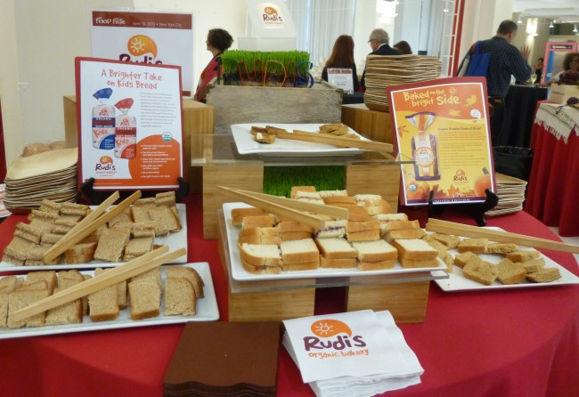 Rudis Kids Bread Booth