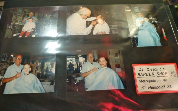 Al Criscillo's Barber Shop
