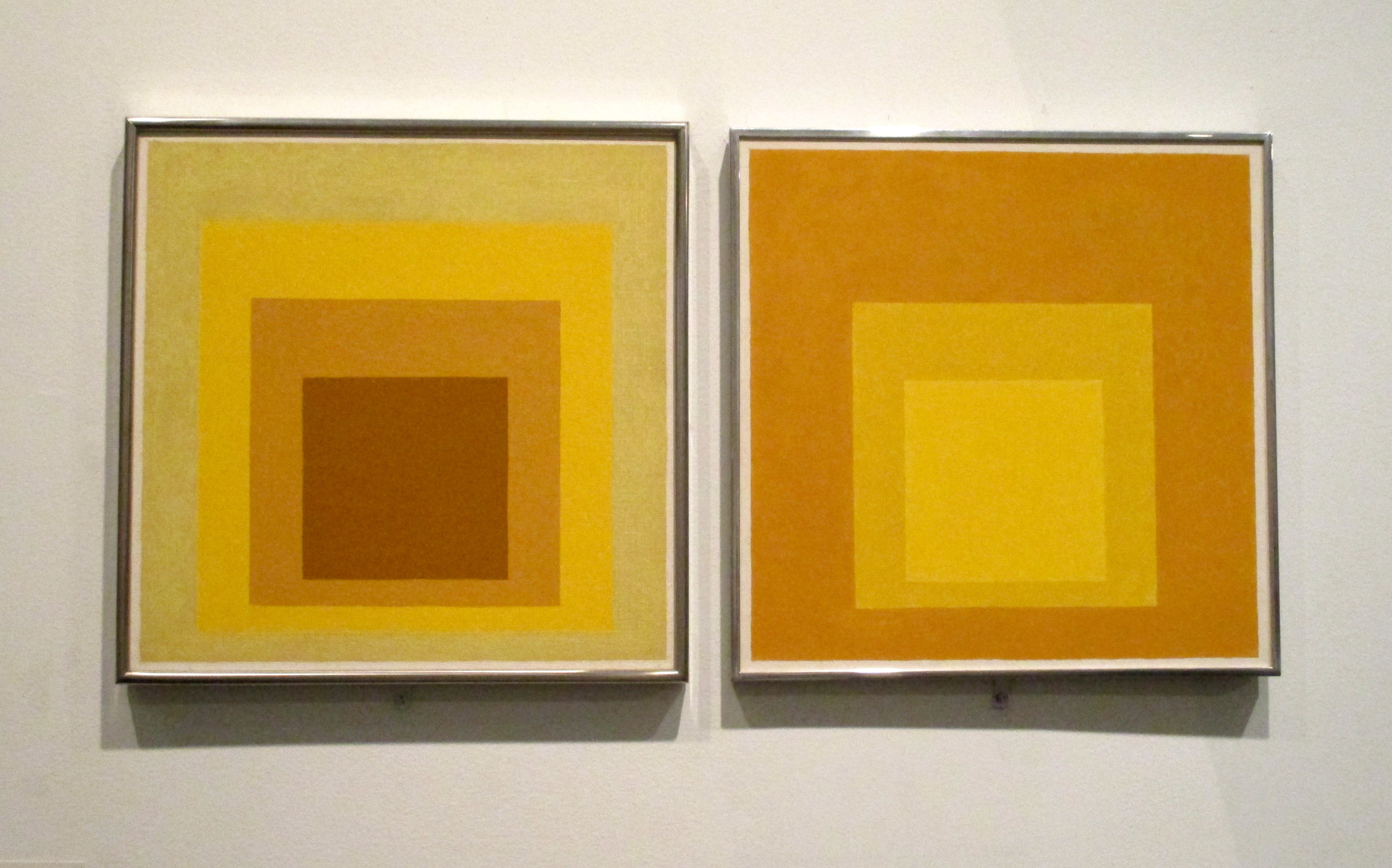 Modern Art Monday Presents: Josef Albers, Homage to the Square   The ...