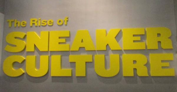 Sneaker Culture Signage