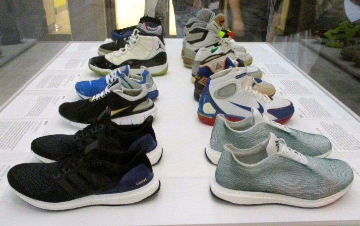 Case 2 Grey Sneakers