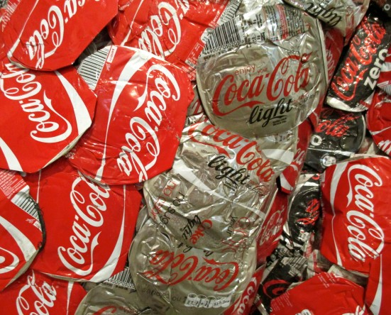 Coke Can Detail