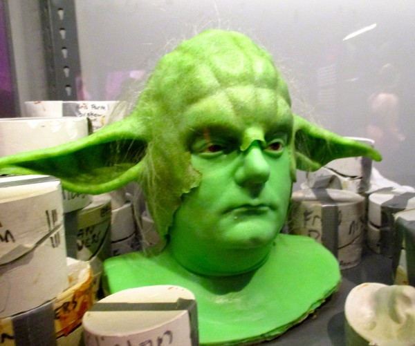 Bobby Moynihan as Yoda