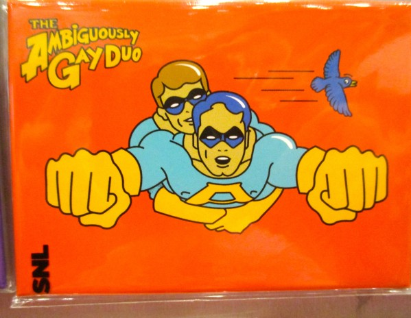 Ambiguously Gay Duo Magnet