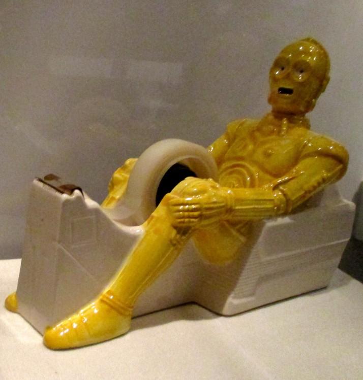 C3PO Tape Dispenser