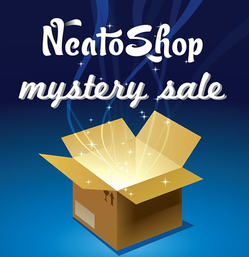 NeatoShop Mystery Sale