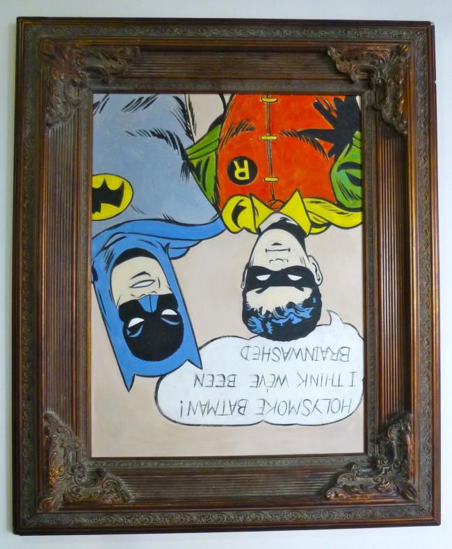 Batman and Robin