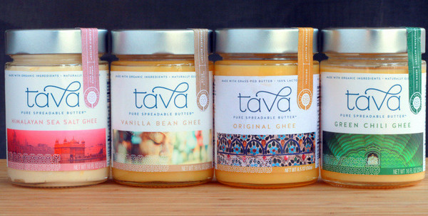 Tava Ghee Packaging