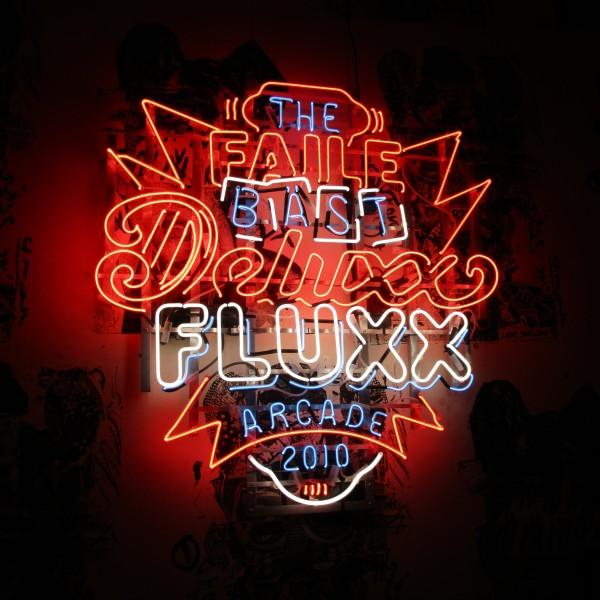 Deluxx Fluxx Arcade