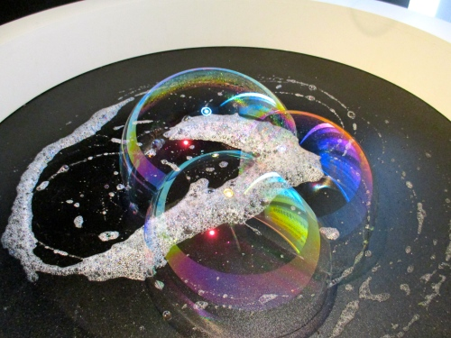 Fallen Bubbles