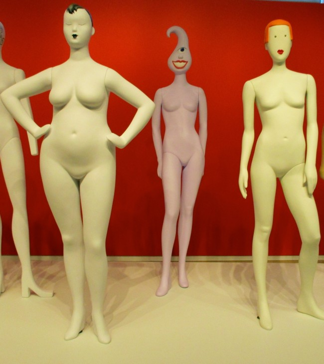 Scharf Mannequin and Others