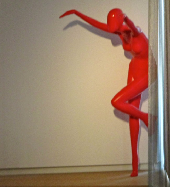 Red Mannequin
