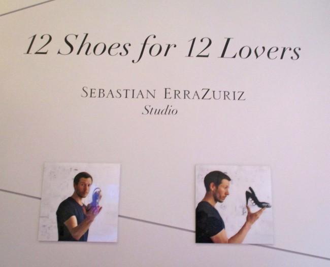 12 Shoes Signage