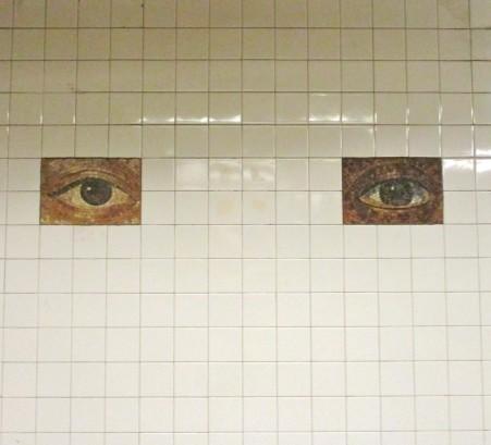 Subway Eyes
