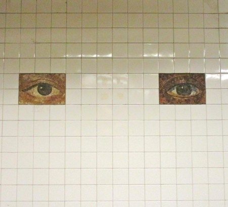 Subway Eyes