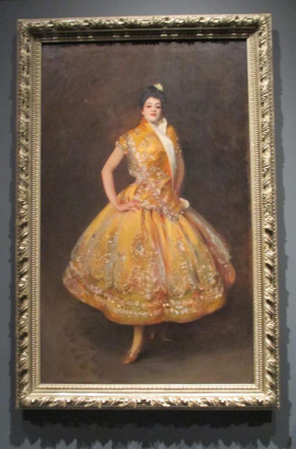 La Carmencita, Dancer, 1890