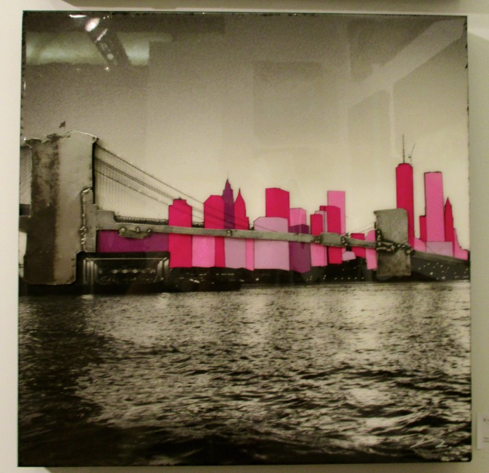 Brooklyn Bridge by Thierry Hoyau