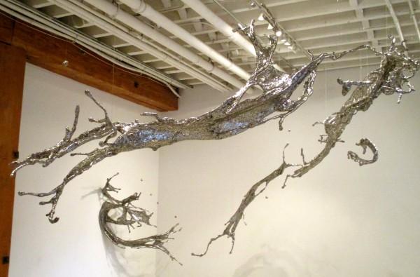 Sculpture by Zheng Lu Detail 1