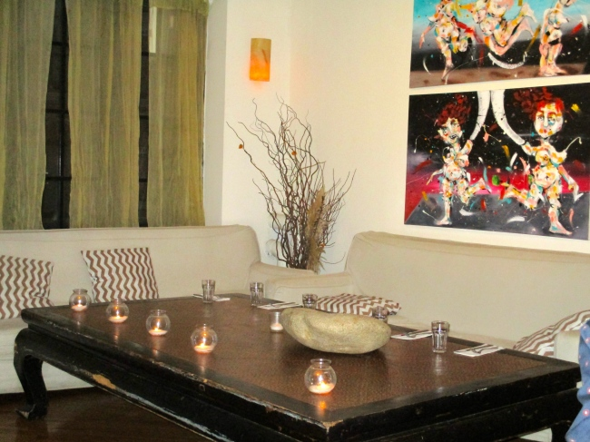 Casa Mezcal Lounge