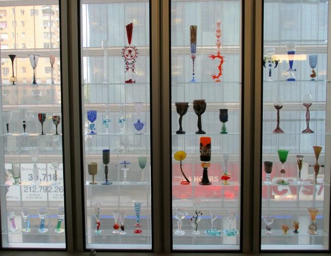 Full Goblet Display