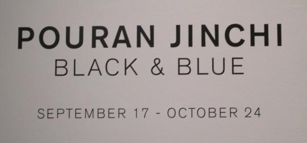 Pouran Jinchi Signage