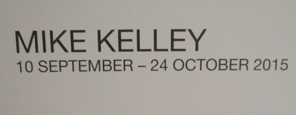 Mike Kelley Signage