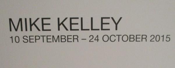Mike Kelley Signage