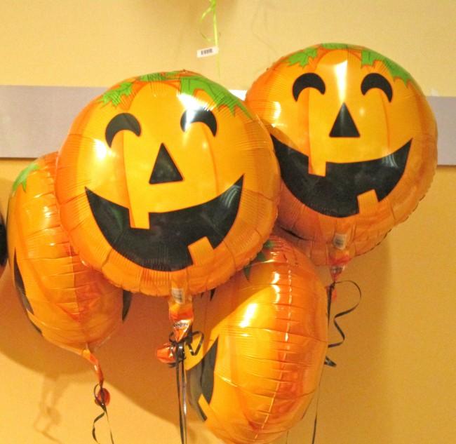 Jack O Lantern Balloons