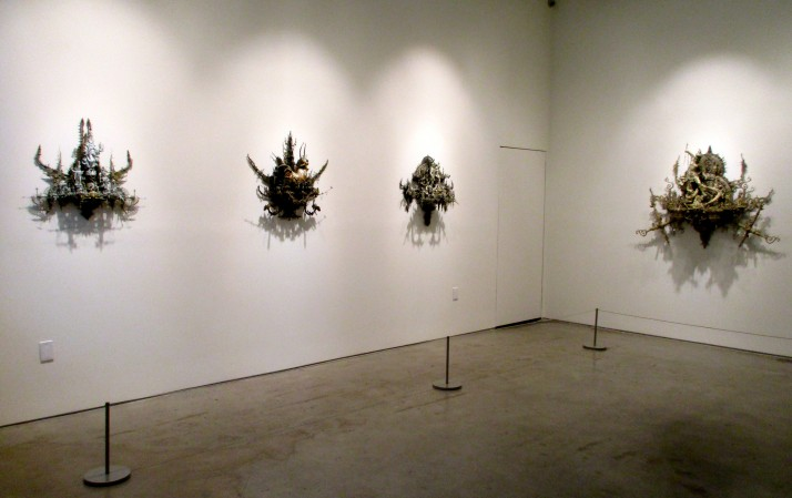 Kuksi Installation View