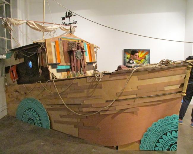 Beau Stanton Ship