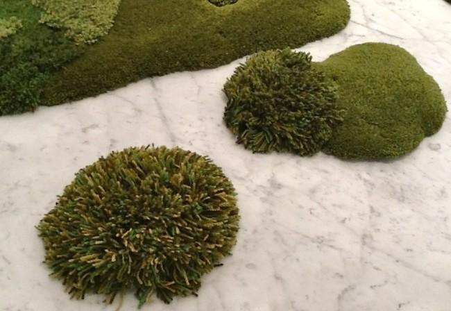 Pastizal Carpet Detail
