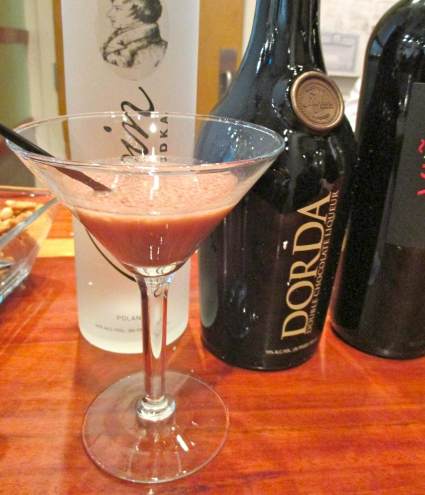 Chocolate Martini