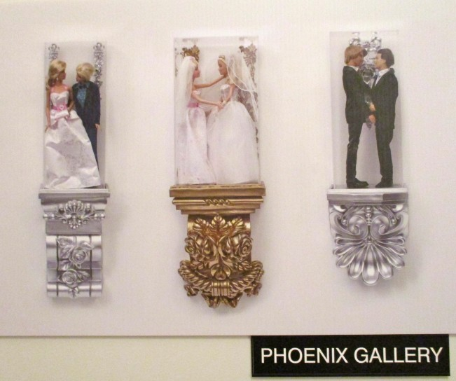 Legal Vows at Phoenix Gallery