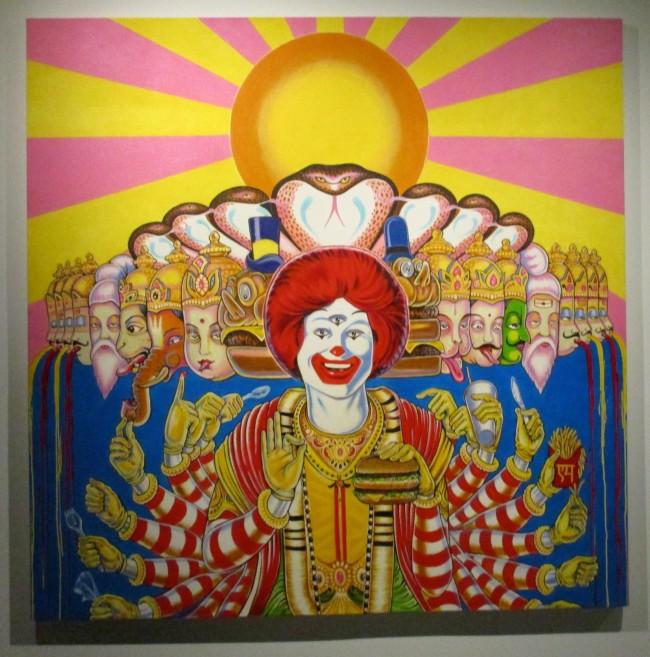 Enlightened Ronald