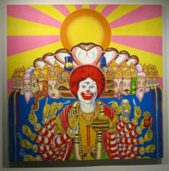 Enlightened Ronald