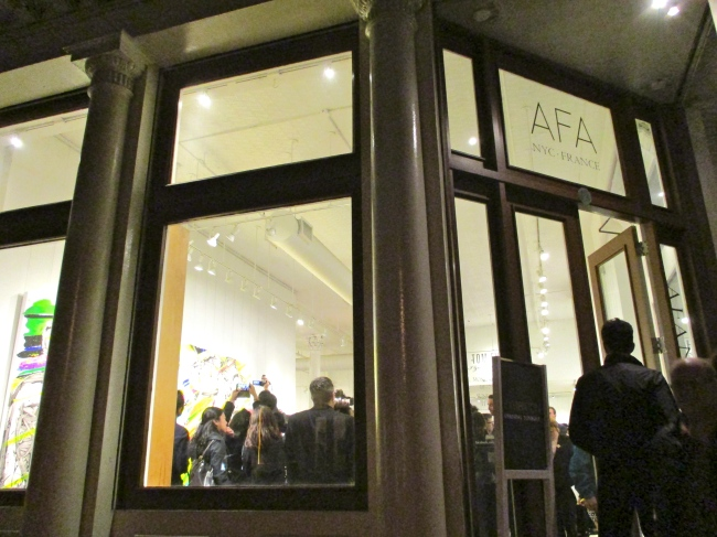 AFA Storefront