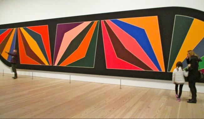 Multi Panel Painting
