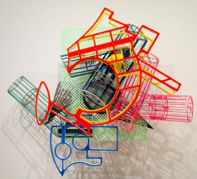 Cage Sculpture
