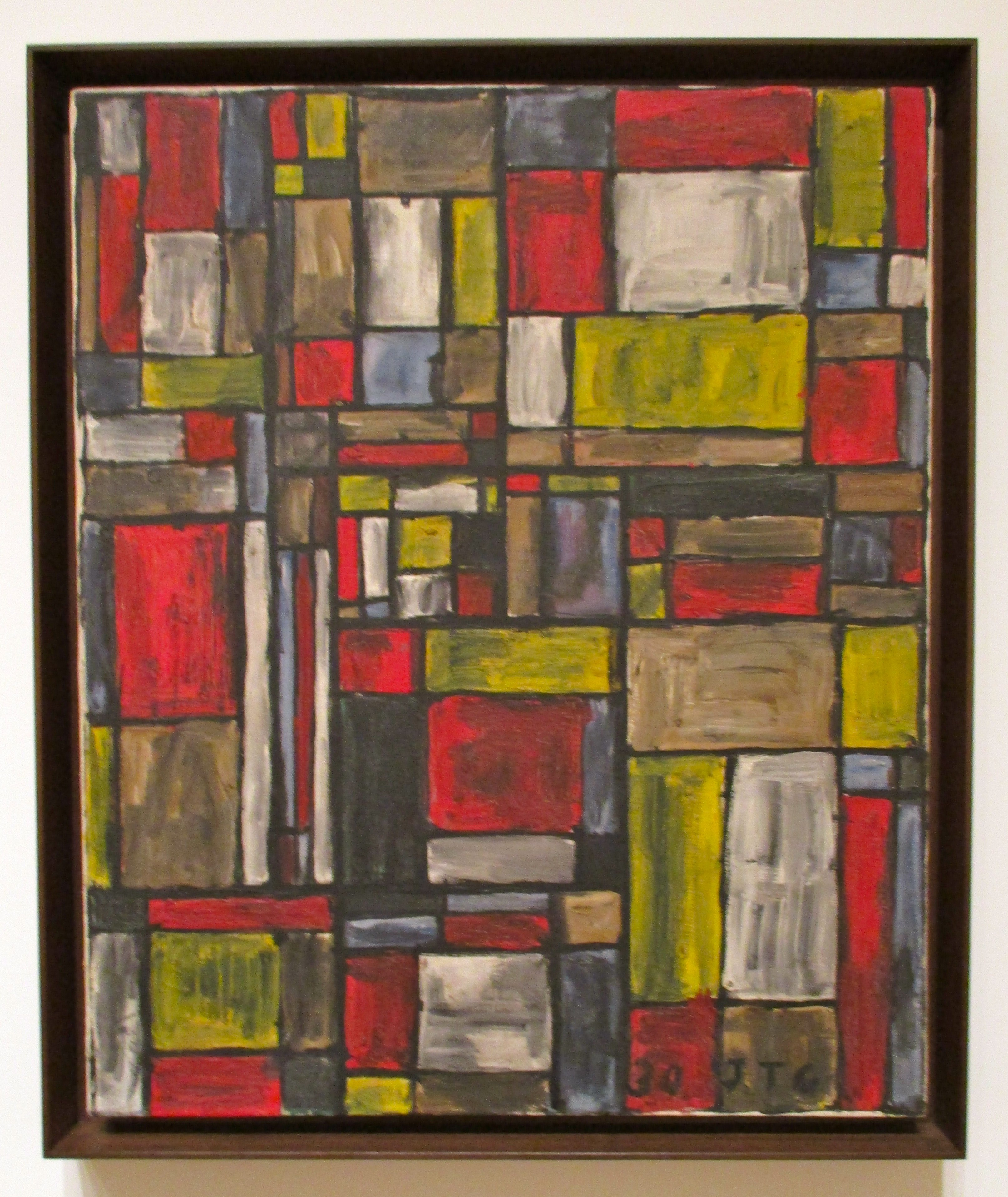 Modern Art Monday Presents: Joaquin Torres-Garcia