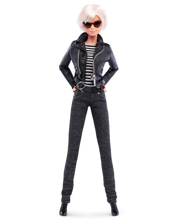 Andy Warhol Barbie