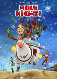 Holy Night Movie Poster