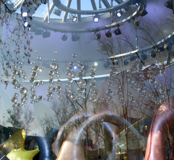 Seaglass Carousel Exterior Detail