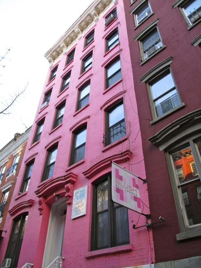 Pink Brownstone 1