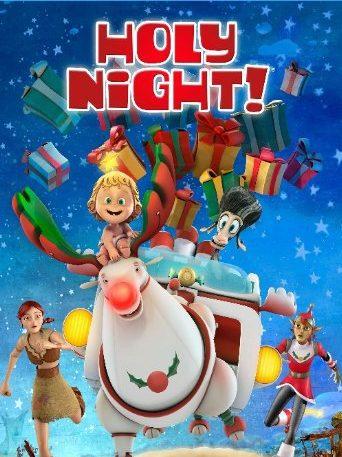 holy night christmas video